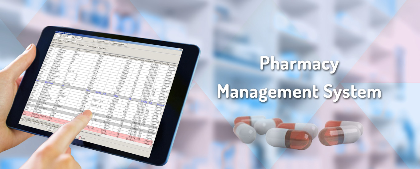 pharmacy software system